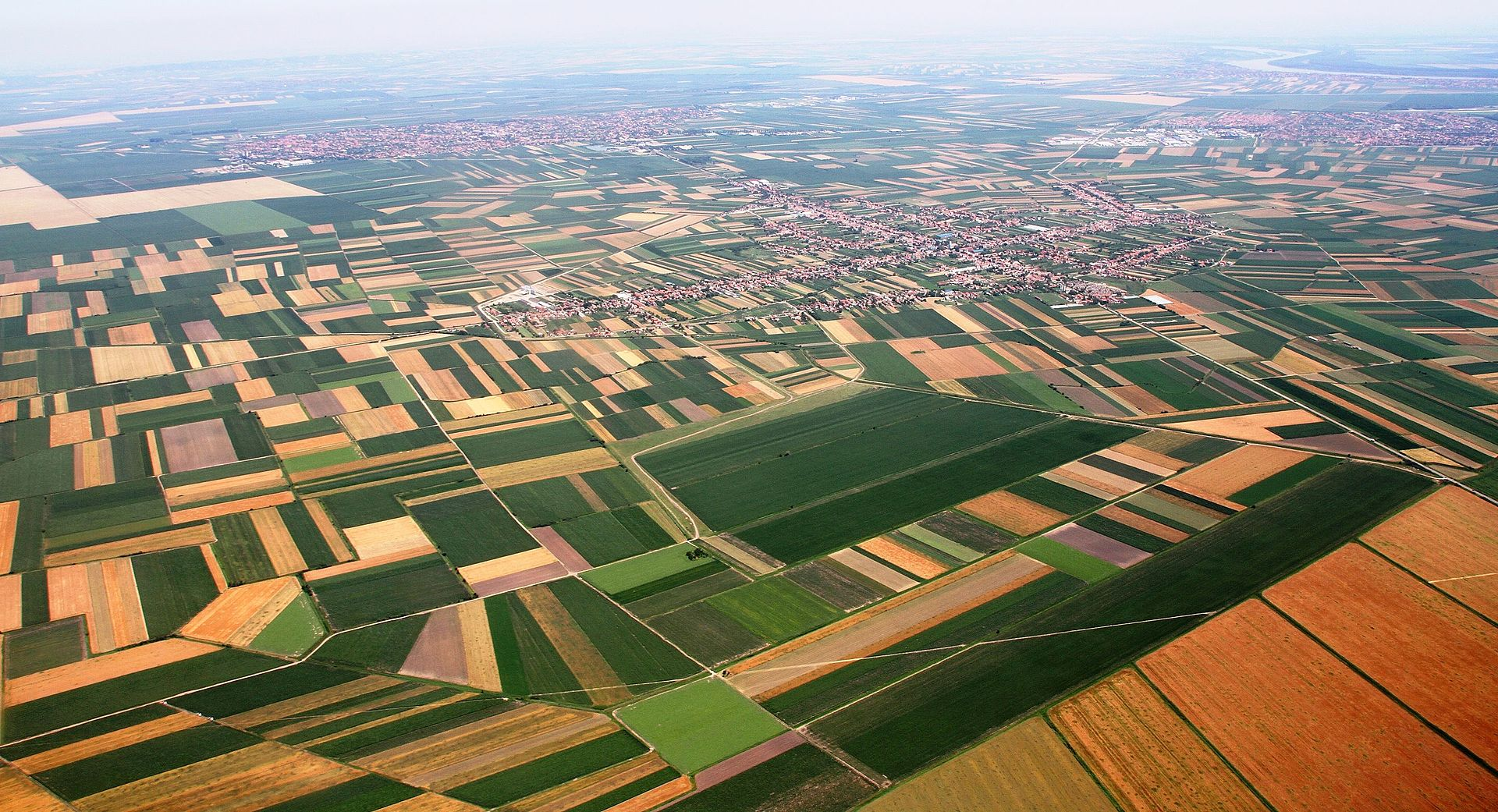 Agriculture in Serbia